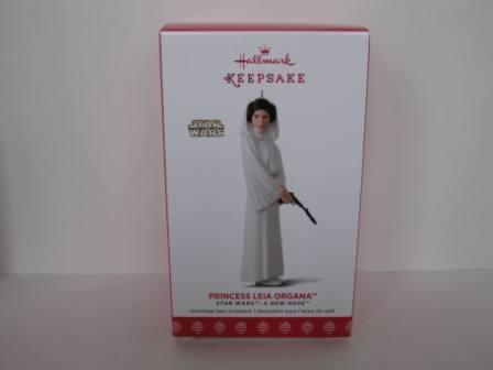 Princess Leia Organa Star Wars Keepsake Ornament by Hallmark NEW